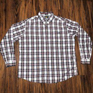 Men's Eddie Bauer Plaid Shirt